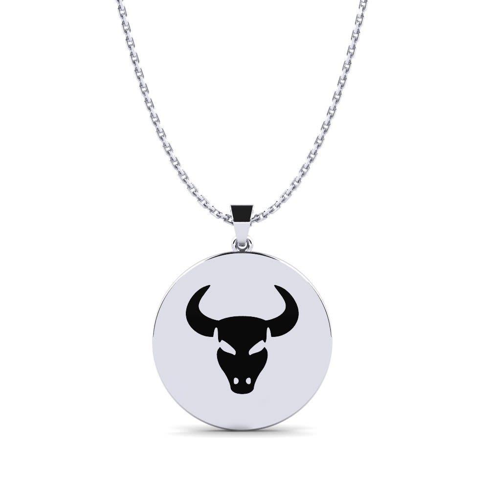 GLAMIRA Horoskop-Halskette Ferne - Stier