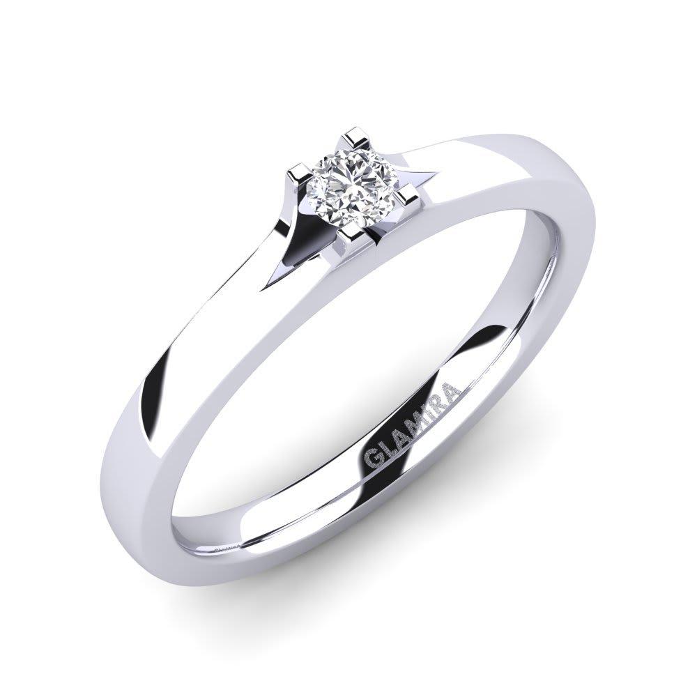 GLAMIRA Ring Henrietta 0.1crt