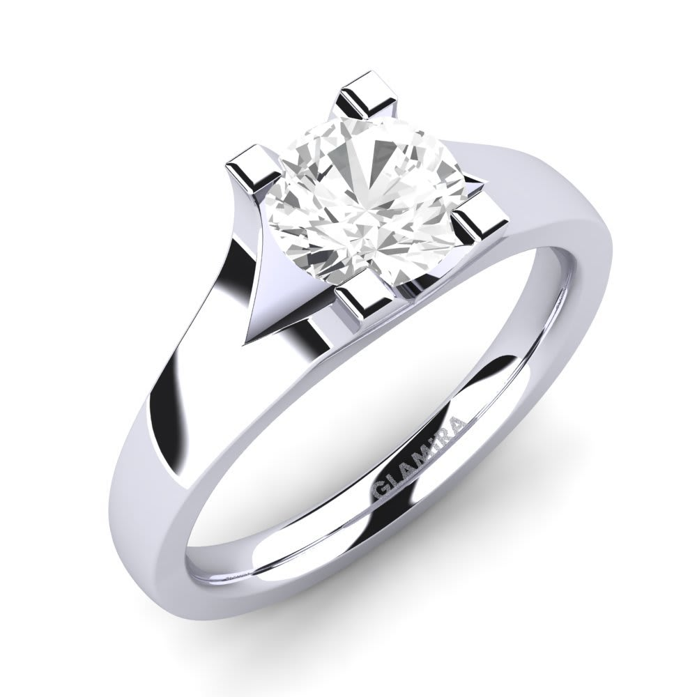 GLAMIRA Ring Henrietta 1.0crt