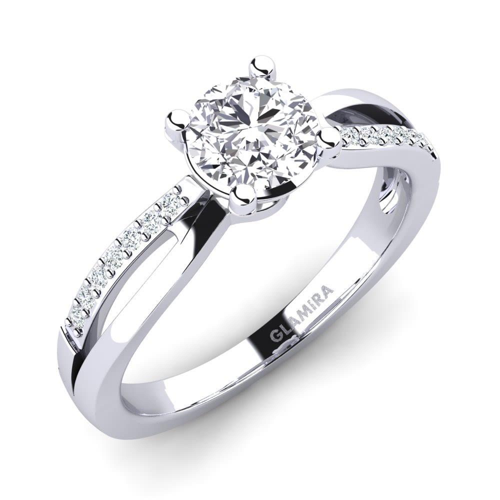 GLAMIRA Ring Jade 1.0 crt