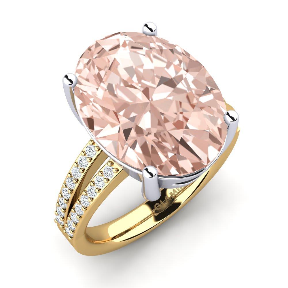 GLAMIRA Gyűrű Jadora