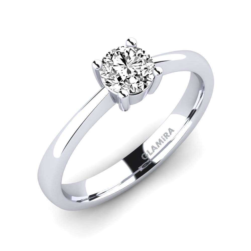 GLAMIRA Ring Julia 0.5crt