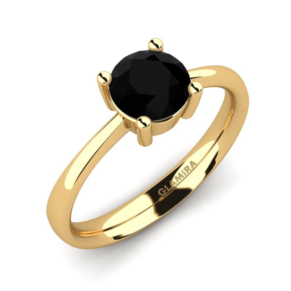 GLAMIRA Žiedas Julia 1.0 crt