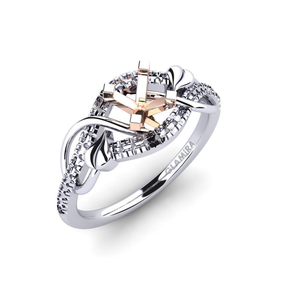 GLAMIRA Gyűrű Karlee