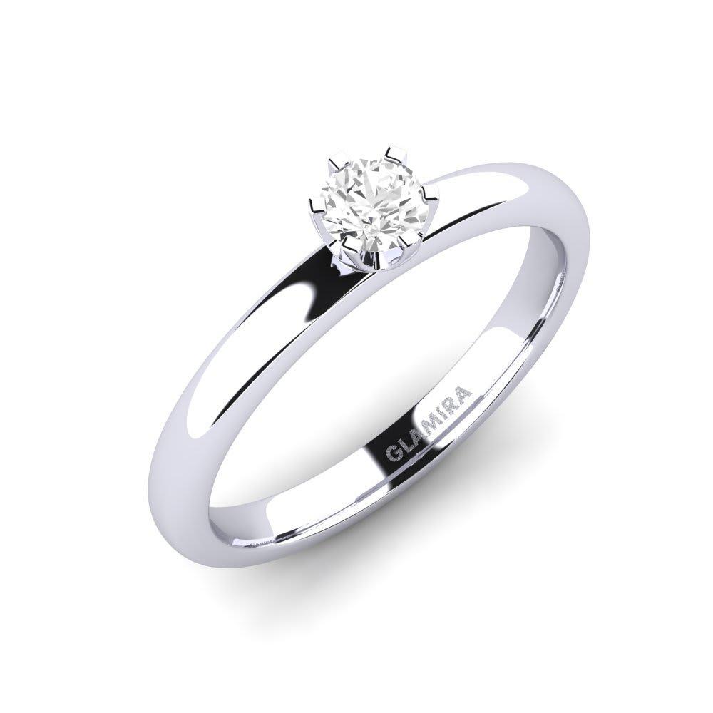 GLAMIRA Ring Katherina 0.25crt