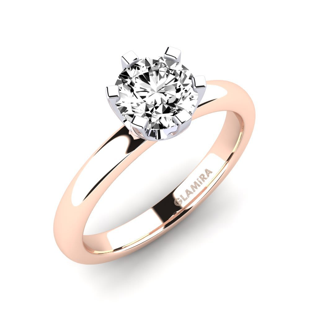 GLAMIRA Ring Katherina 1.0 crt