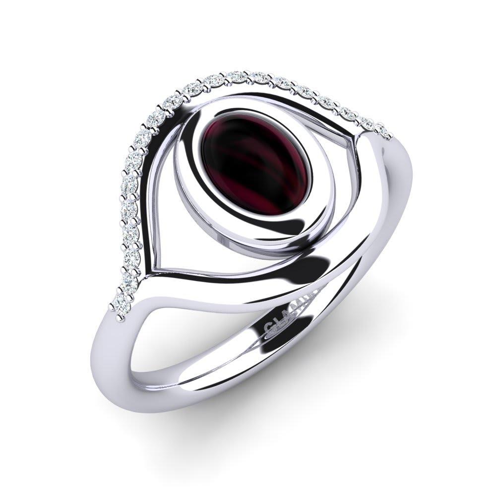 GLAMIRA Prsten Kristalena