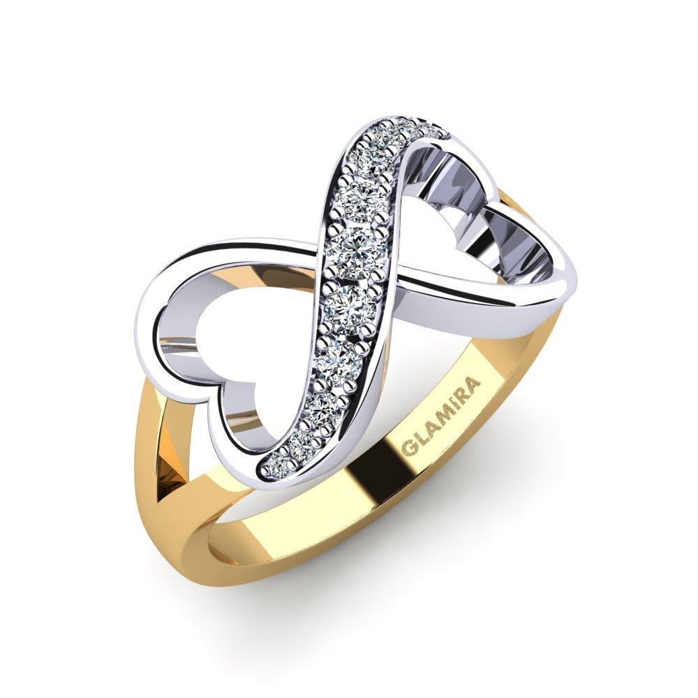 Glamira Ring Endless Heart