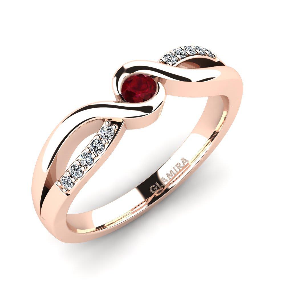 ab6303b878765 GLAMIRA Ring Dahlia 0.1crt