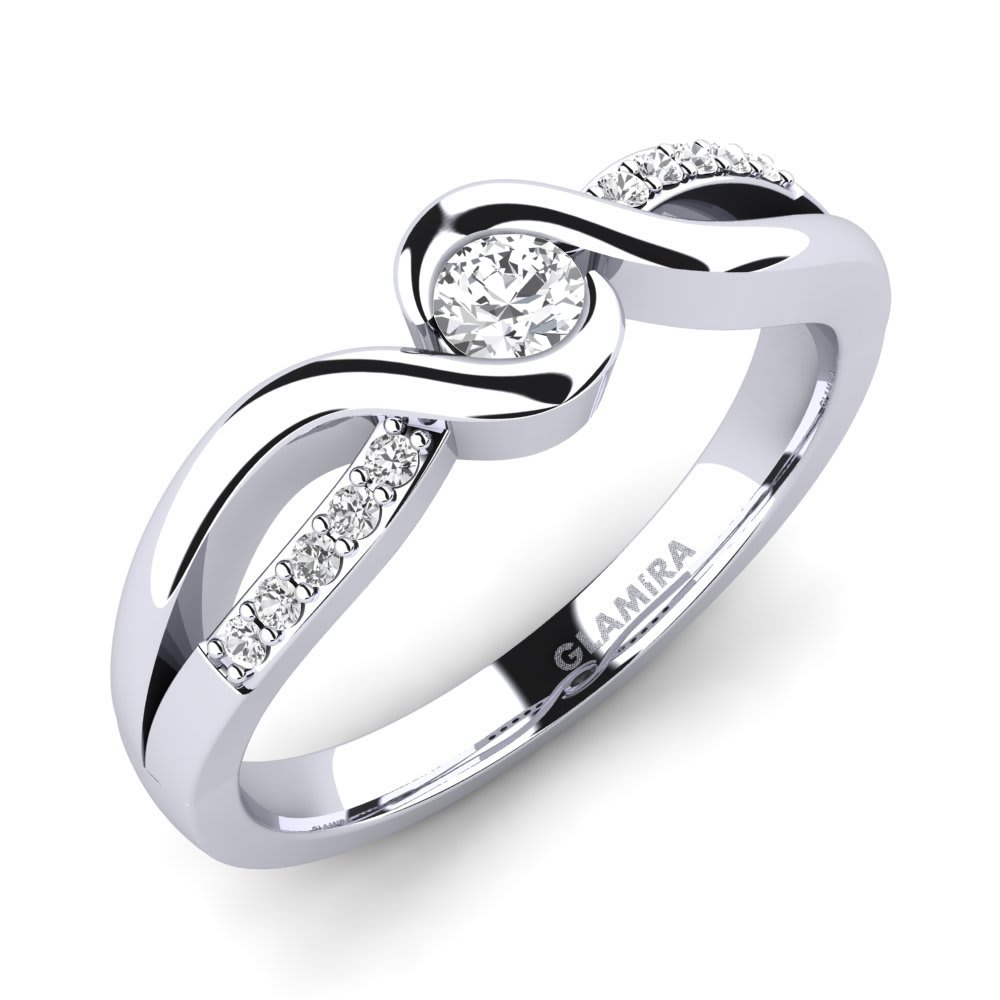 GLAMIRA Diamonds Ring Dahlia