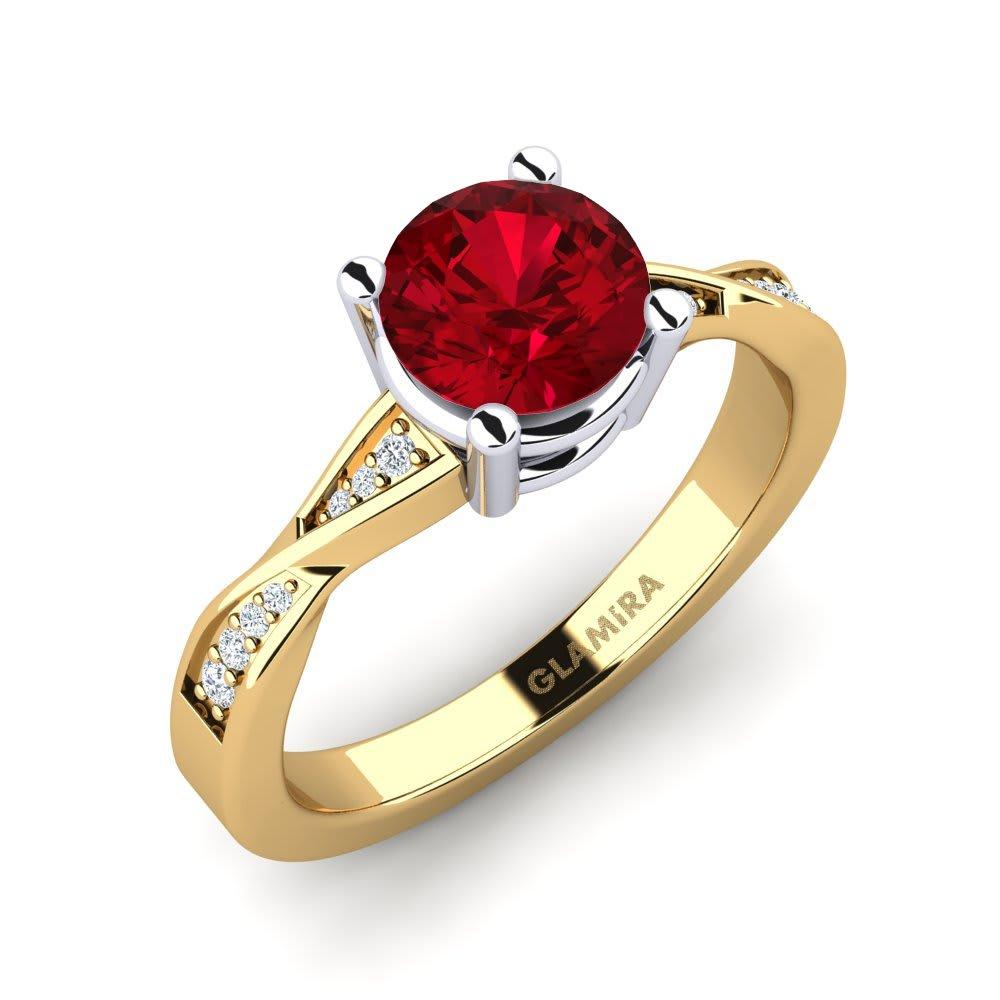 GLAMIRA Ring Kabena 1.0 crt