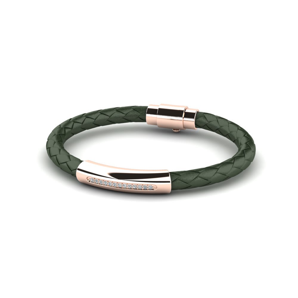 GLAMIRA Bracelet Hugo