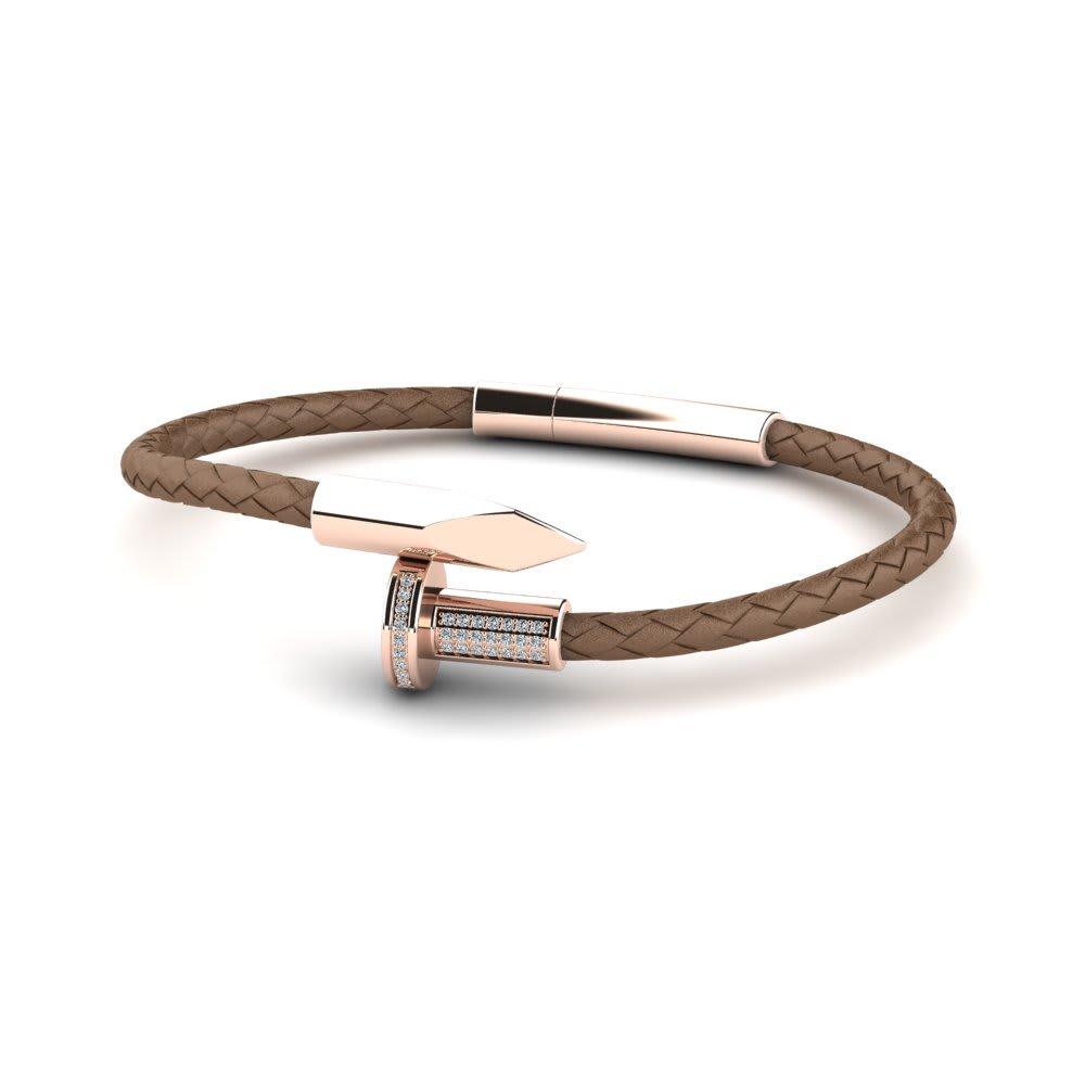 GLAMIRA Bracelet Lukas