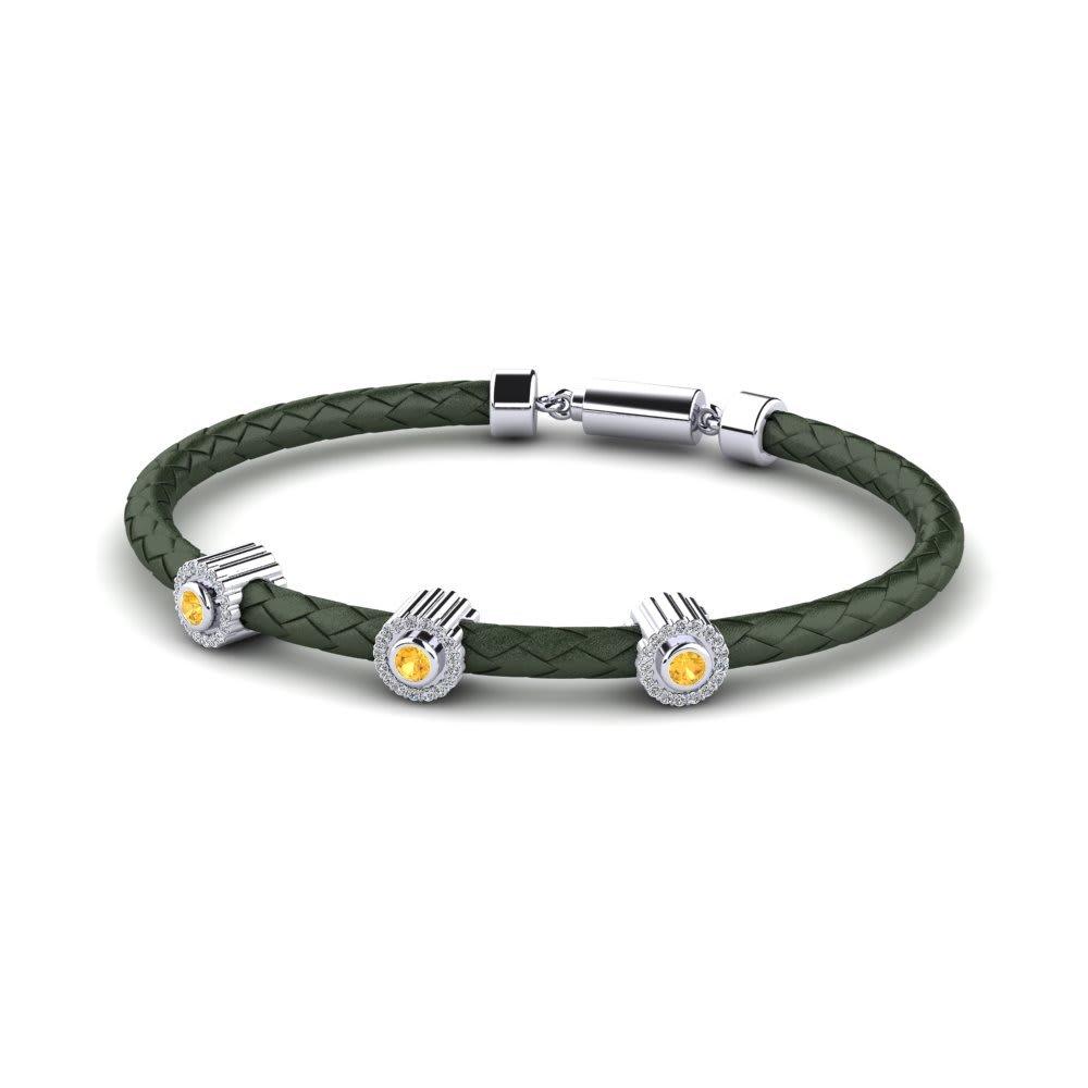 GLAMIRA Bracelet Leora