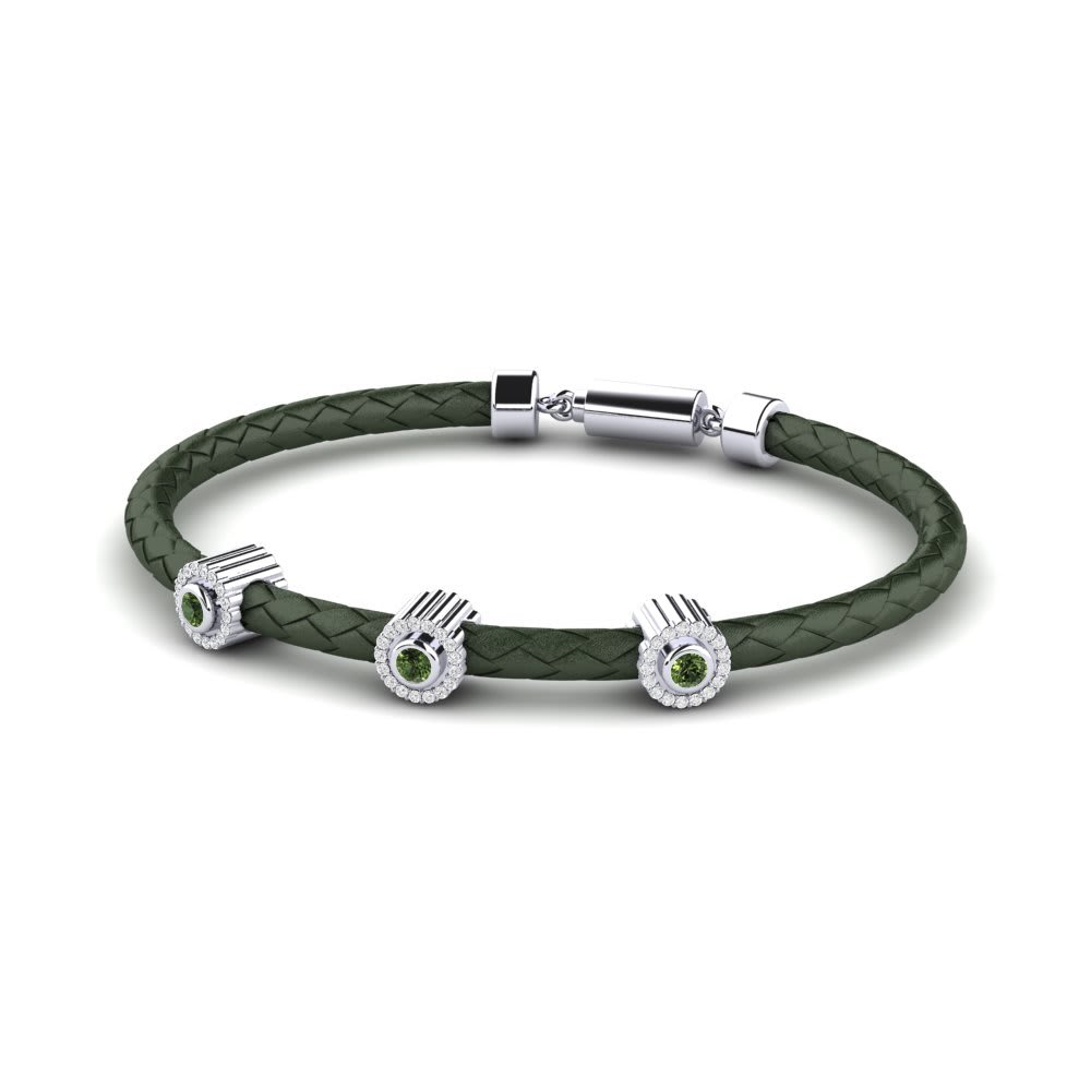 GLAMIRA Armbanden Leora