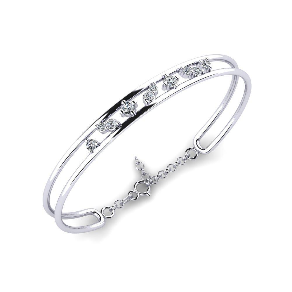 GLAMIRA Armband Lilliam