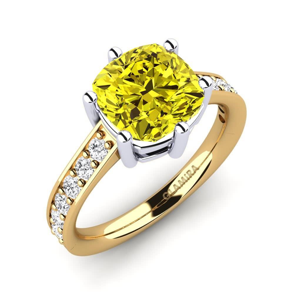 GLAMIRA Gyűrű Malias