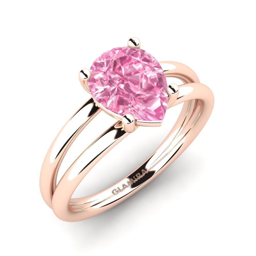 GLAMIRA Gyűrű Mariwen