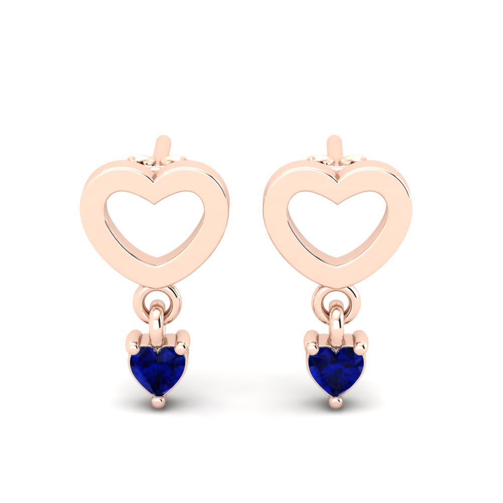 GLAMIRA Boucles D'oreille Nadilee