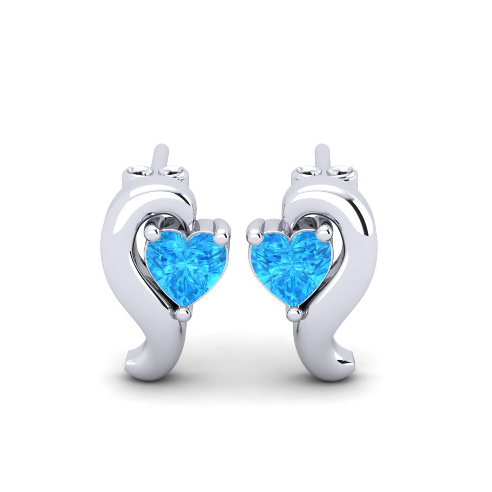 GLAMIRA Boucles D'oreille Nadolyn