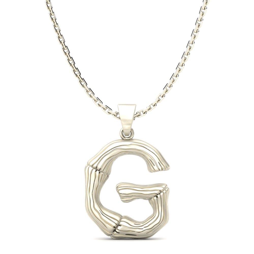 GLAMIRA Pendiente Natural G