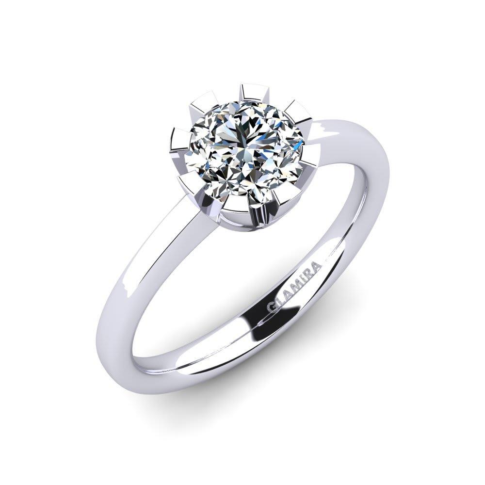 GLAMIRA Ring Linderoth 1.0 crt