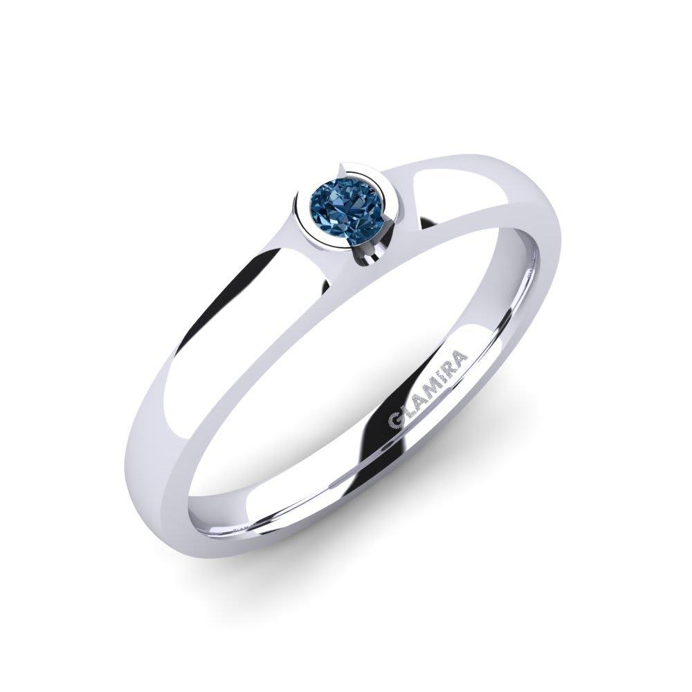 GLAMIRA Ring Sabrina 0.1 crt