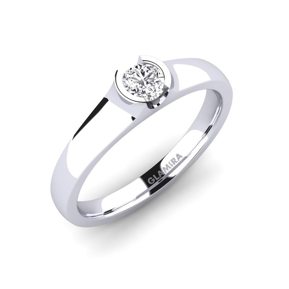 GLAMIRA Žiedas Sabrina 0.25 crt