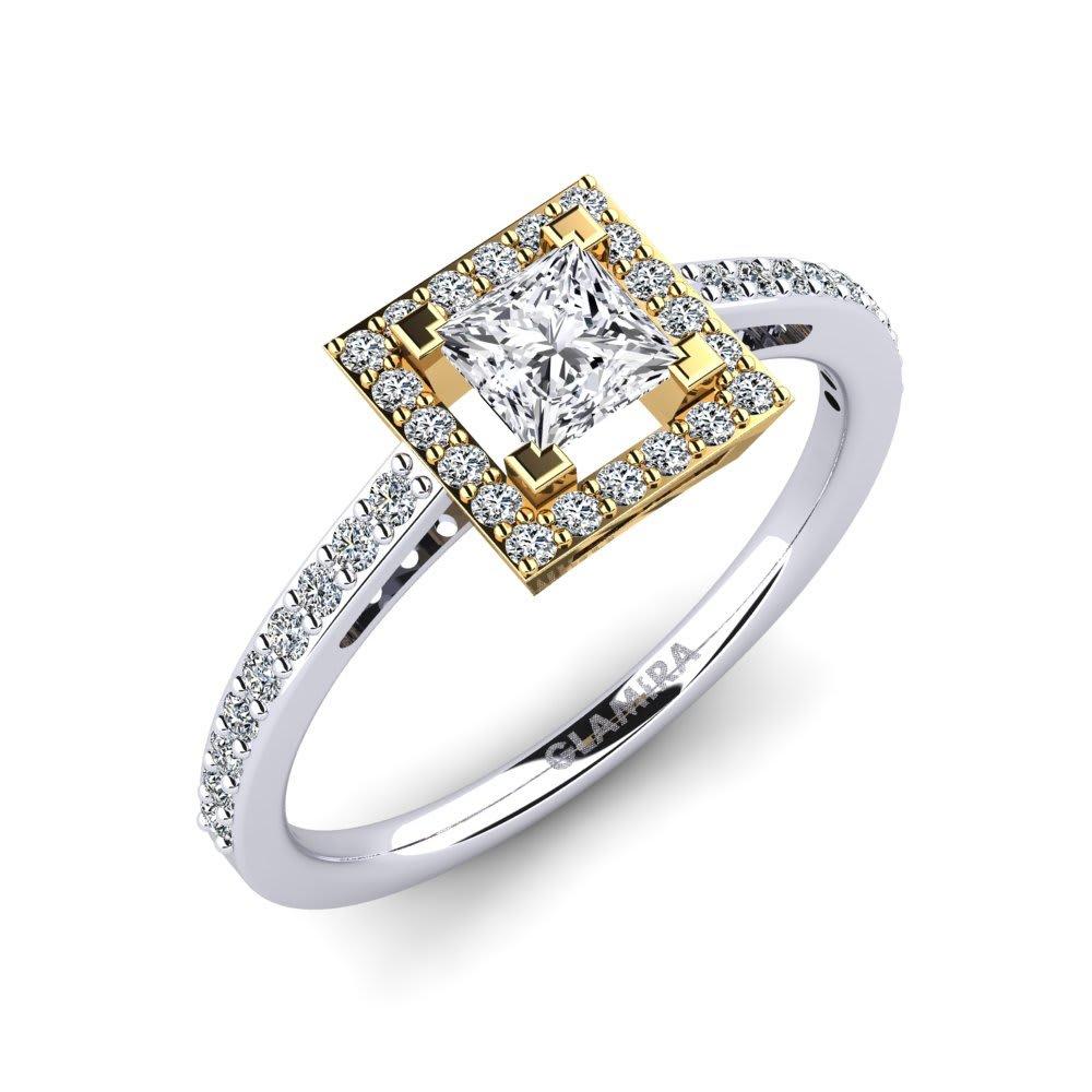 GLAMIRA Gyűrű Noima