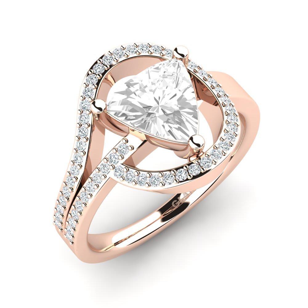 GLAMIRA Gyűrű Ondine