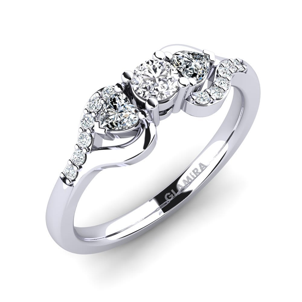 Glamira Ring Roselina 0.16 crt