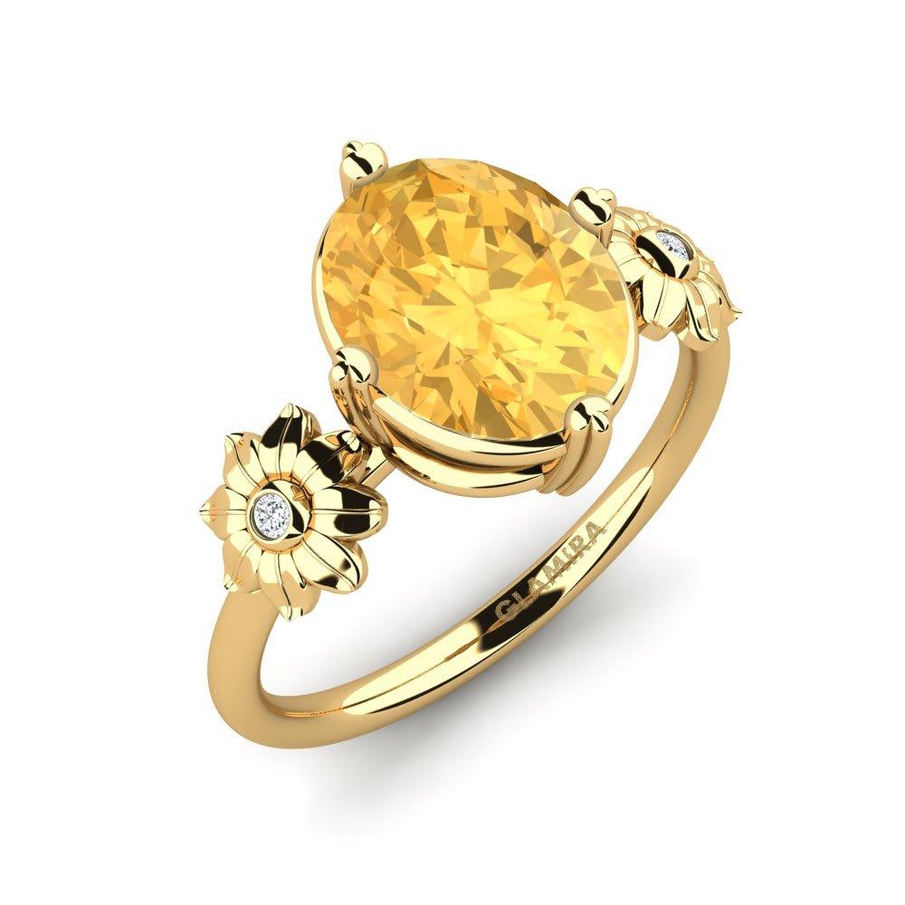 GLAMIRA Žiedas Saona