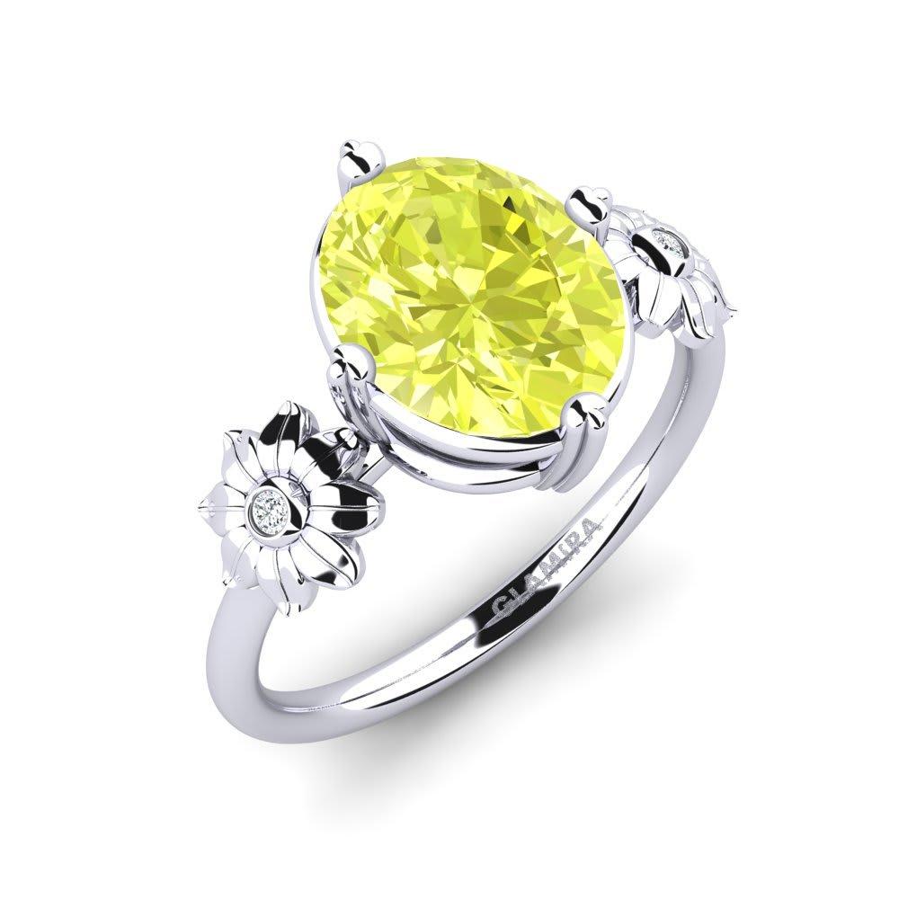 GLAMIRA Gyűrű Saona