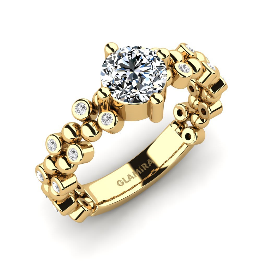 GLAMIRA Ring Saturnina