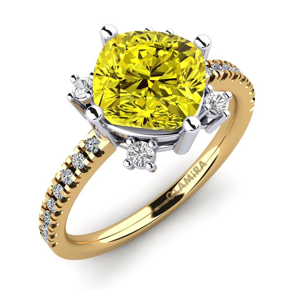 GLAMIRA Gyűrű Tiassale