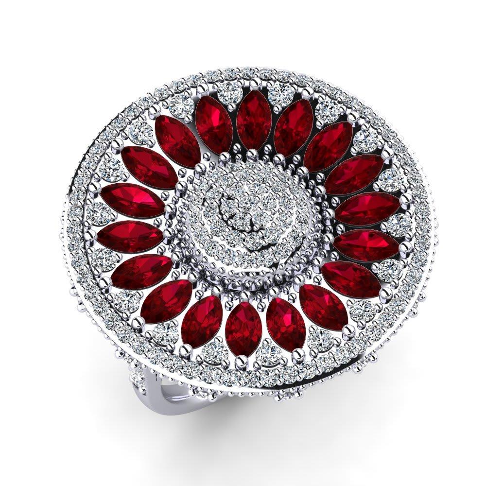 GLAMIRA Ring Tishitha