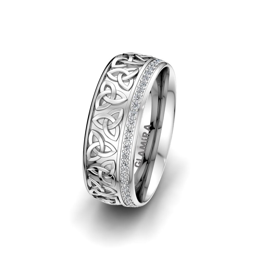 Ženski Prsten Magic Shield 7 mm