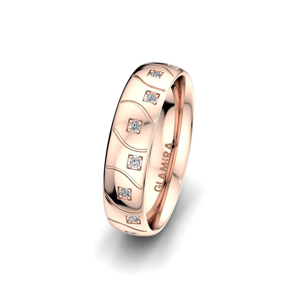 Women's Ring Alluring Light 5 mm