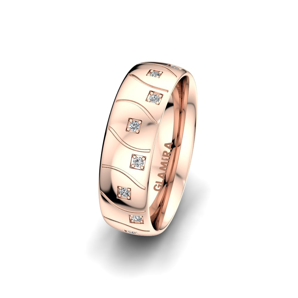 Women's Ring Alluring Light 6 mm