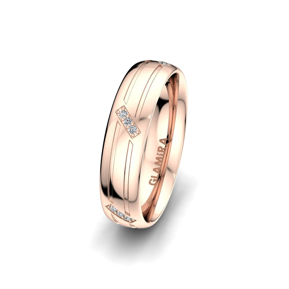 Women's Ring Attractive Beauty 5 mm