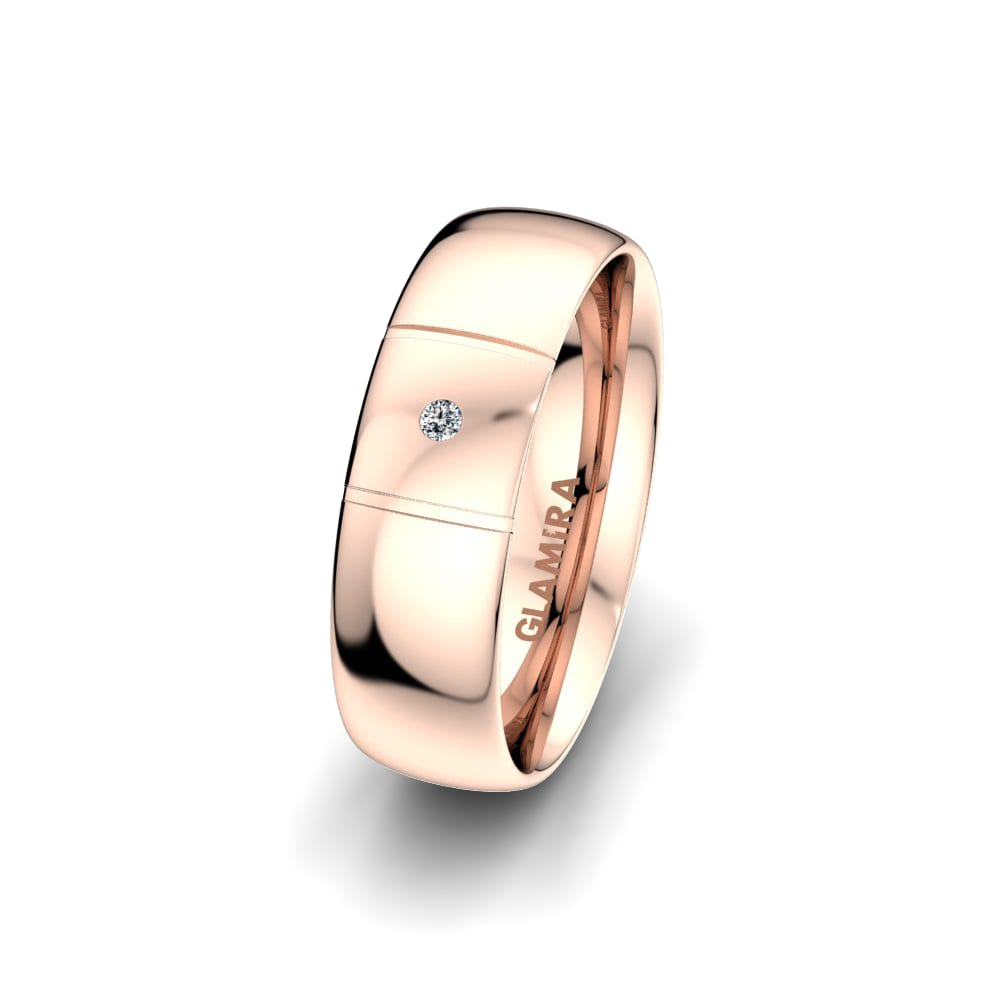 Women's Ring Essential Passion 6 mm