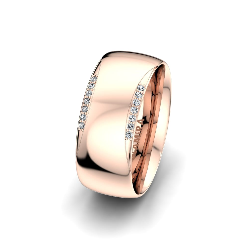 Women's Ring Exotic Harmony 8 mm