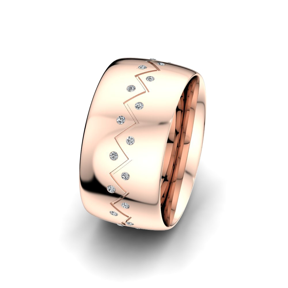 Women's Ring Unique Harmony 10 mm