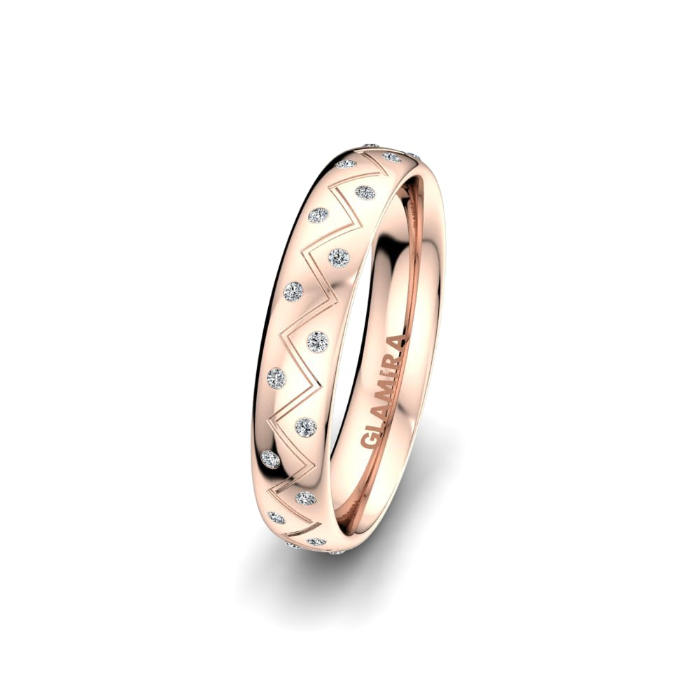 Women's Ring Unique Harmony 4 mm