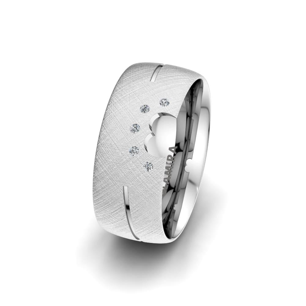 Women's Ring Pretty Wake 8 mm