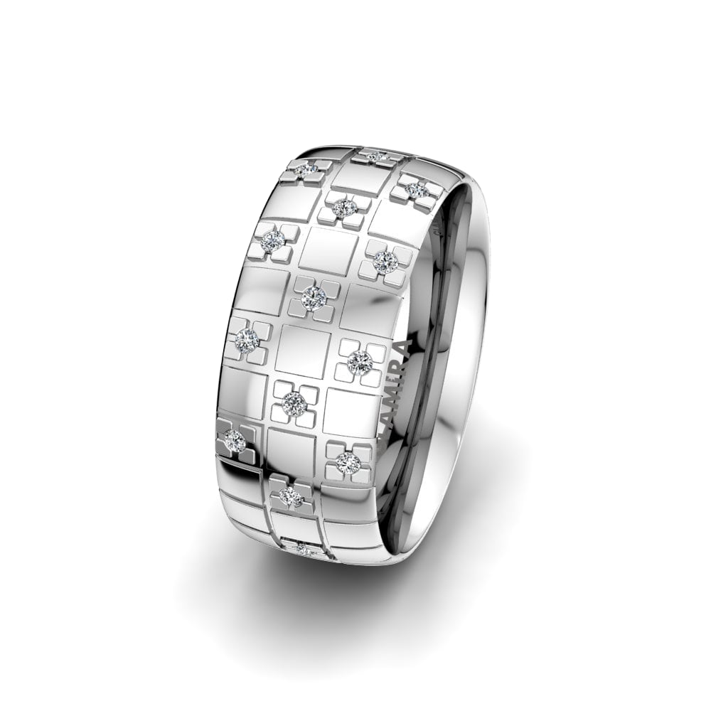 Women's Ring Essential Reality 8 mm