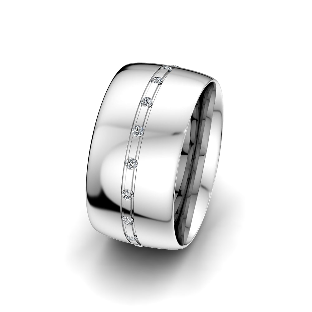 Women's Ring Essential Route 10 mm