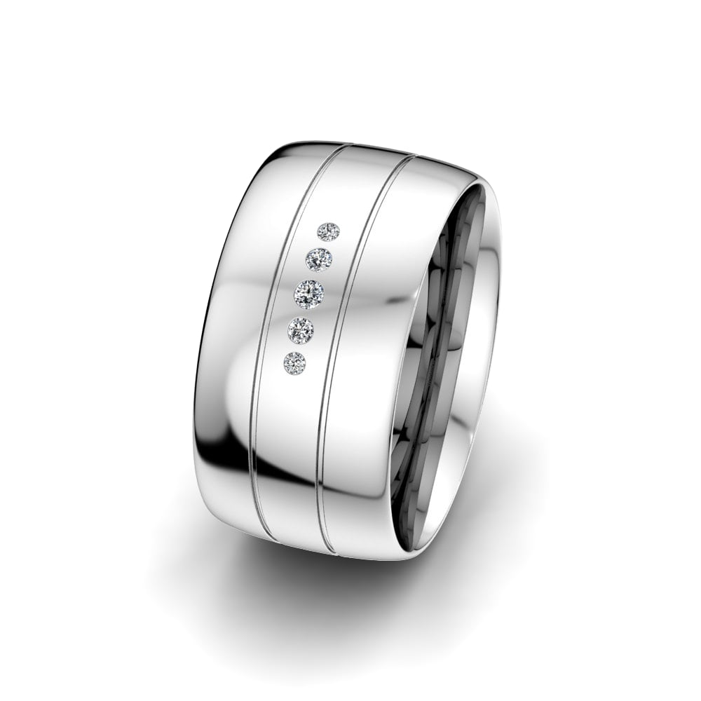 Women's Ring Essential Quenn 10 mm