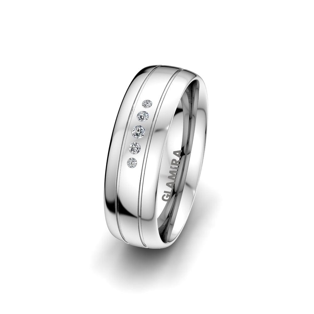 Women's Ring Essential Quenn 6 mm