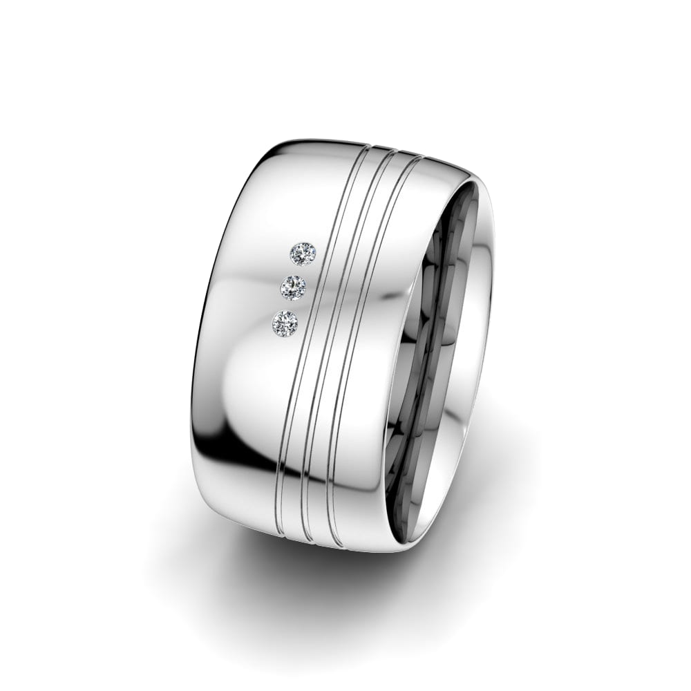 Women's Ring Essential Couple 10 mm